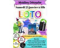 LOTO du sou des écoles Moidieu Detourbe