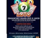 Super loto animé par Hélène 1600€ de lots