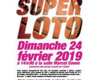 Super loto du Montataire Basket Ball