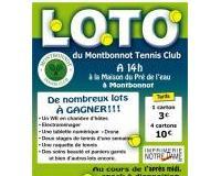 Super loto du tennis de Montbonnot Saint Martin