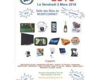 Loto 2 mars 2018 à MONTCORNET – Aisne