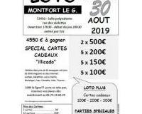 loto spécial cartes cadeaux illicado 4550€ à gagner