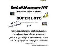 SUPER LOTO 62 lots