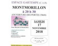 Loto de l'Union Musicale de Montmorillon