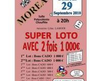 super loto avec 2 fois 1000€