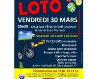 Loto du Football club