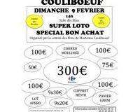 Super Loto Spécial Bon d'Achat du Comité des Fêtes de Morteaux-Couliboeuf