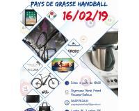 Loto du Pays de Grasse Handball