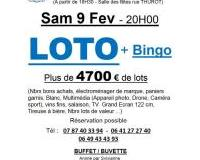 Super Loto du Football Club de Corgoloin-Ladoix