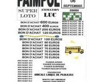 SUPER LOTO DE PAIMPOL