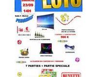 LOTO a gagner TV 4K, bon d achats 500€,cave a vin,ordi portable,electromenager