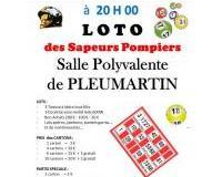 LOTO DES SAPEURS POMPIERS