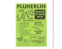 LOTO DE PLUHERLIN