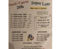 Super Loto - Animateur ALBERT