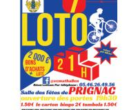 Super loto du Velo Club Mathalien