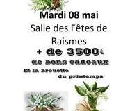 LOTO DU 8 MAI Animé par Casquette - 3500€