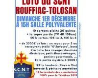 Loto du SCNT Rouffiac-Tolosan