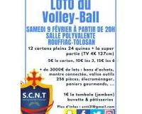 Loto du SCNT Volley-Ball