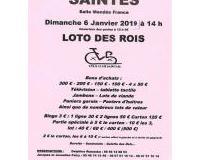 Loto des Rois du Vélo Club Saintais