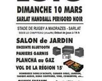 Loto du Sarlat Handball Périgord Noir