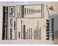 Super Loto BMX CLUB SAVENAY