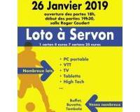 Loto du FC Servon