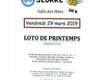 LOTO DE PRINTEMPS + 3000€ de lots