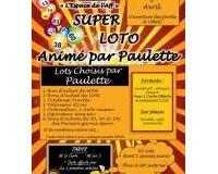 Super Loto animé par Paulette