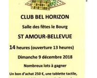 Loto du Club Bel Horizon