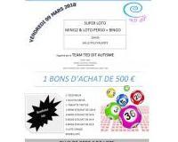Super loto, Mini12 & Loto Perso + Bingo