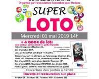 Super loto en soutien à Océane +4000€ de lots