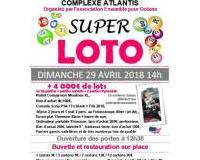 Super loto en soutien à Océane atteinte d'une Dystrophie