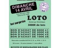 Super loto de Saint-Coulomb