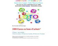 Loto bon d'achats 1000euros