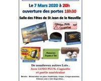 Loto Pétanque St Jeannaise