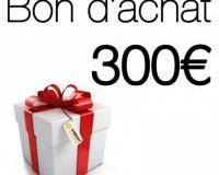 Loto avec bon de 300euros et autres Lots (voir liste)