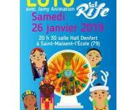 Loto du Festival des Enfants du Monde