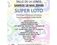 SUPER LOTO Animé par Christiane animation