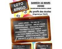 LOTO Bingo des Ecoles