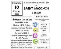 Super Loto du Collectif Front de Gauche - PCF