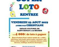 SUPER LOTO de RENTREE