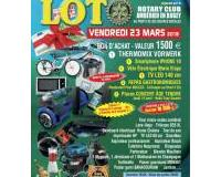 L'incroyable loto de Rotary club d'Amberieu en Bugey