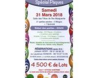 """Loto festif """"spécial Pâques"""""""