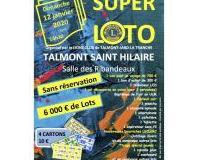 Grand Loto annuel du Lions Club de Talmont-Jard-La Tranche
