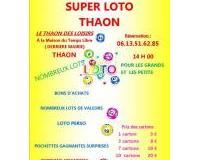 SUPER LOTO DU THAON DES LOISIRS