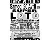 Super loto le 20 avril
