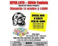 Super loto-bingo-tombola