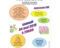 Super Loto au profit de l'association Handi Model Grand Est
