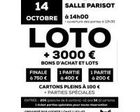Loto pour adopte 1 chat