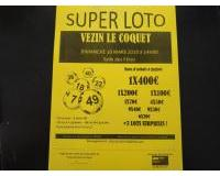 Super Loto - Apel Notre Dame